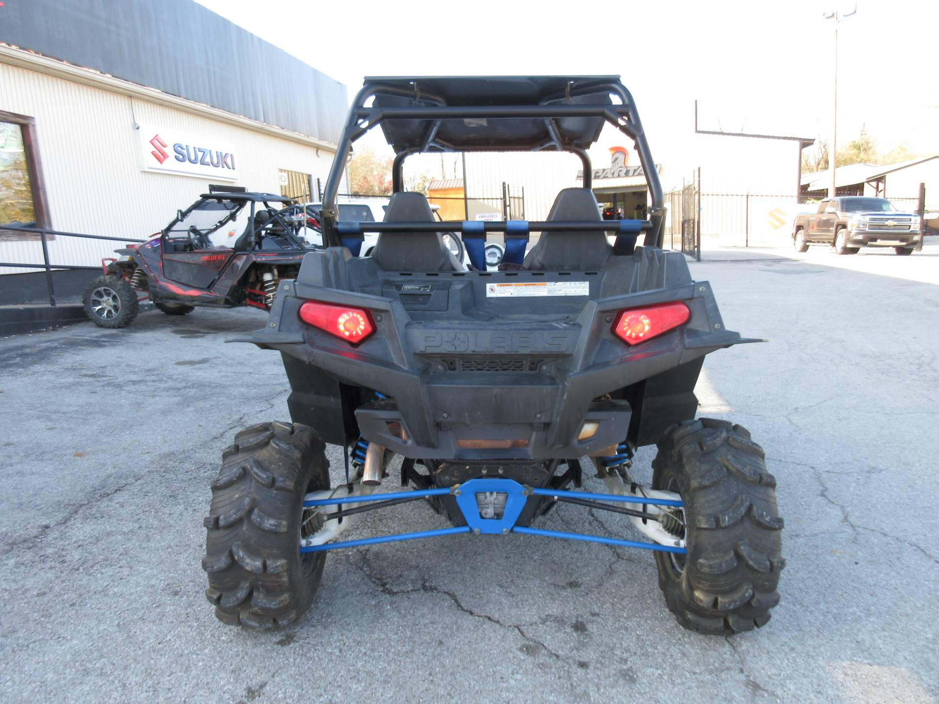 2012 Polaris Ranger RZR® XP 900 LE in Georgetown, Kentucky - Photo 3