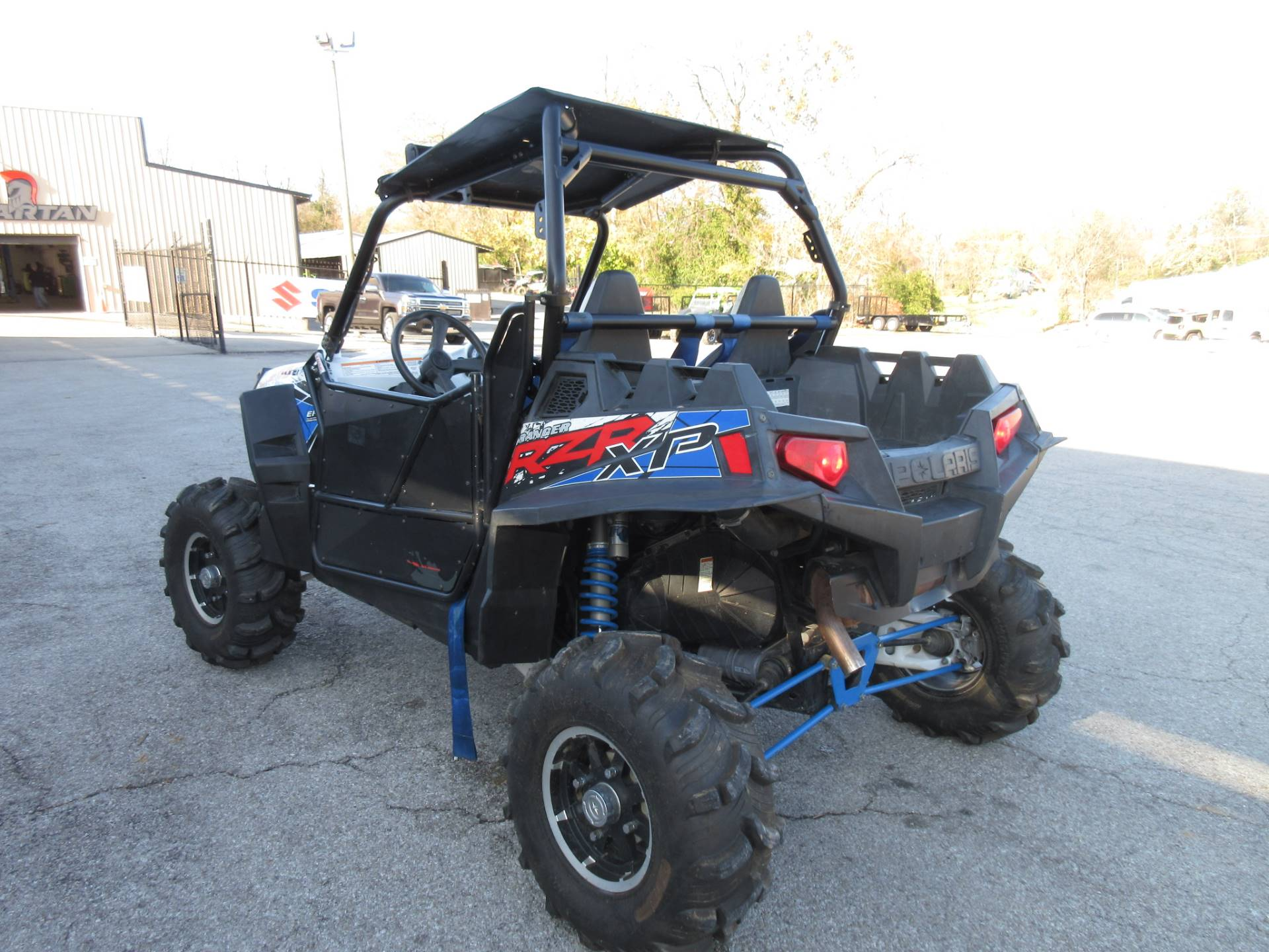 2012 Polaris Ranger RZR® XP 900 LE in Georgetown, Kentucky - Photo 4