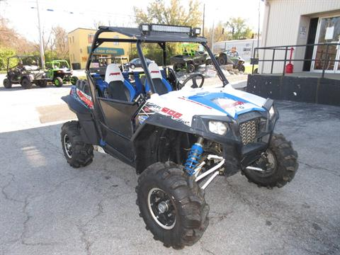 2012 Polaris Ranger RZR® XP 900 LE in Georgetown, Kentucky - Photo 8