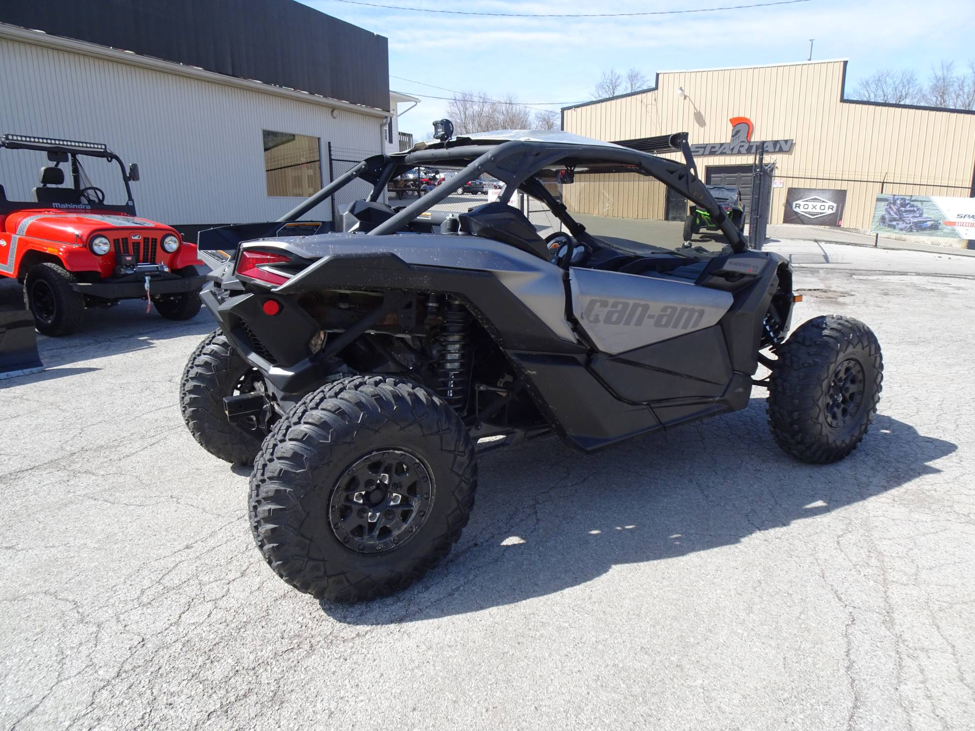 2018 Can-Am Maverick X3 X ds Turbo R in Georgetown, Kentucky