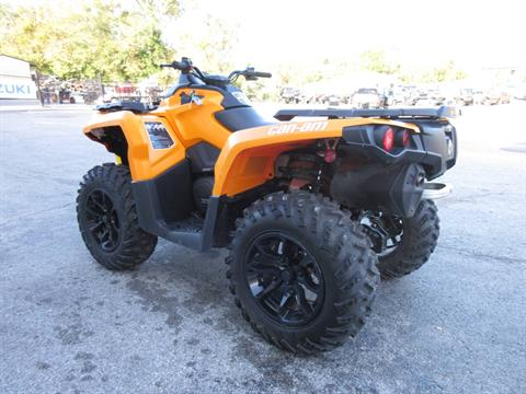2018 Can-Am Outlander DPS 650 in Georgetown, Kentucky - Photo 5