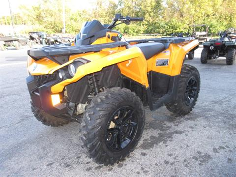 2018 Can-Am Outlander DPS 650 in Georgetown, Kentucky - Photo 7
