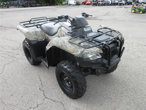 2015 Honda FourTrax® Rancher® 4x4 ES in Georgetown, Kentucky