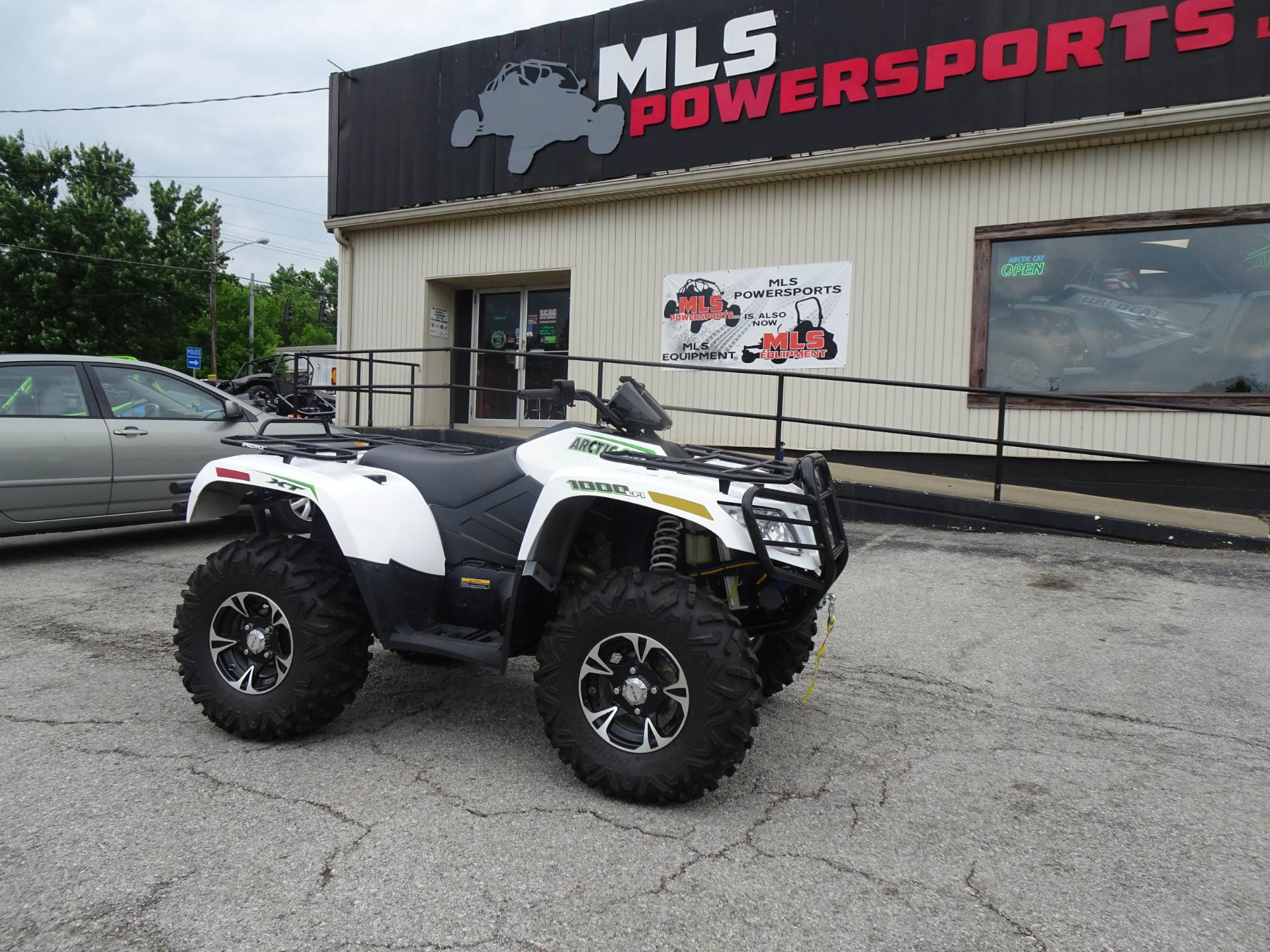 2017 Arctic Cat 1000 XT EPS in Georgetown, Kentucky - Photo 1