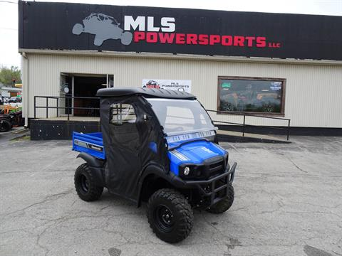 2019 Kawasaki Mule SX 4X4 XC in Georgetown, Kentucky