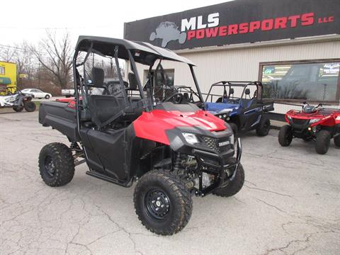 2016 Honda Pioneer 700 in Georgetown, Kentucky