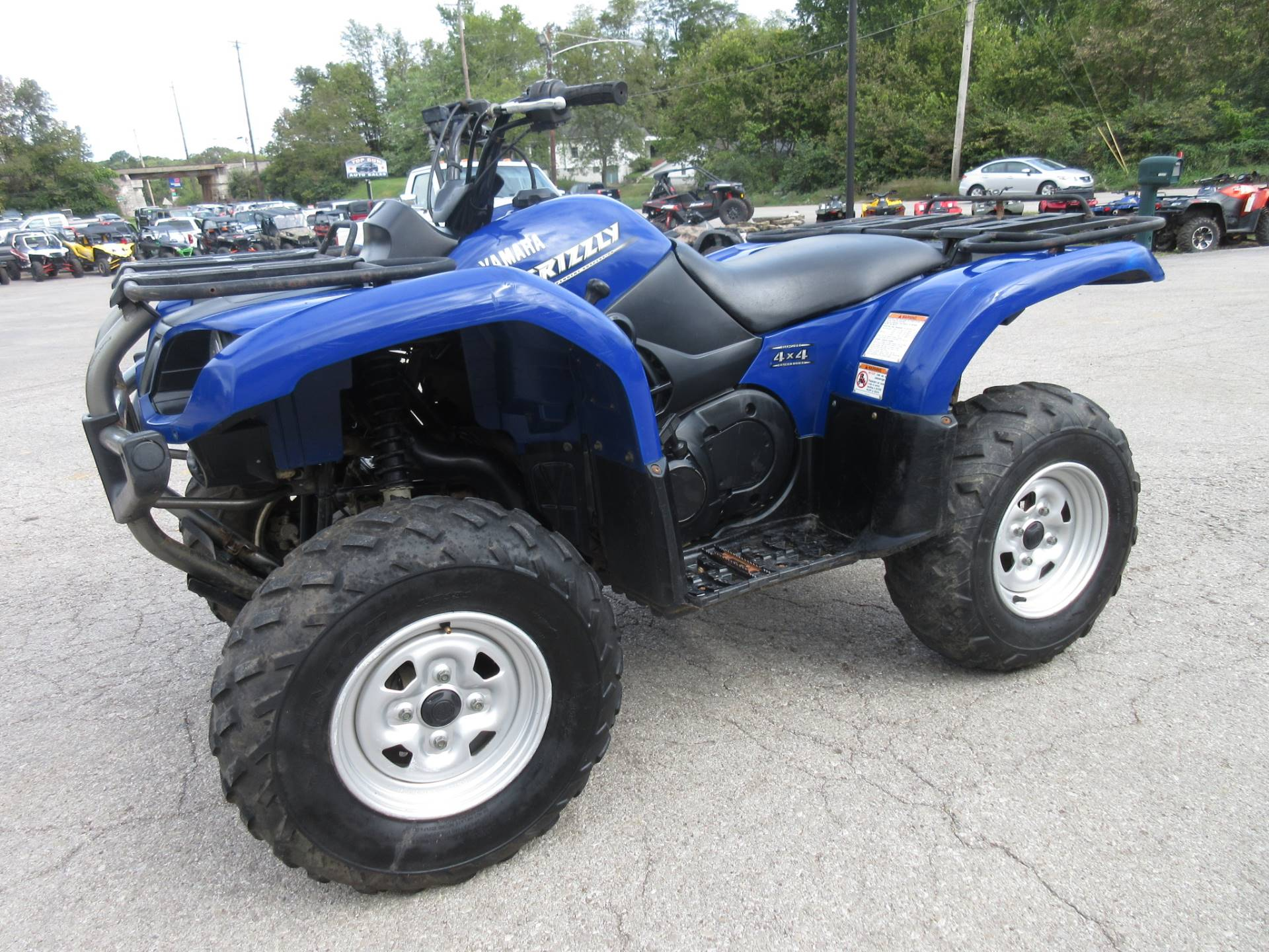 2006 Yamaha Grizzly® 660 Auto. 4x4 in Georgetown, Kentucky