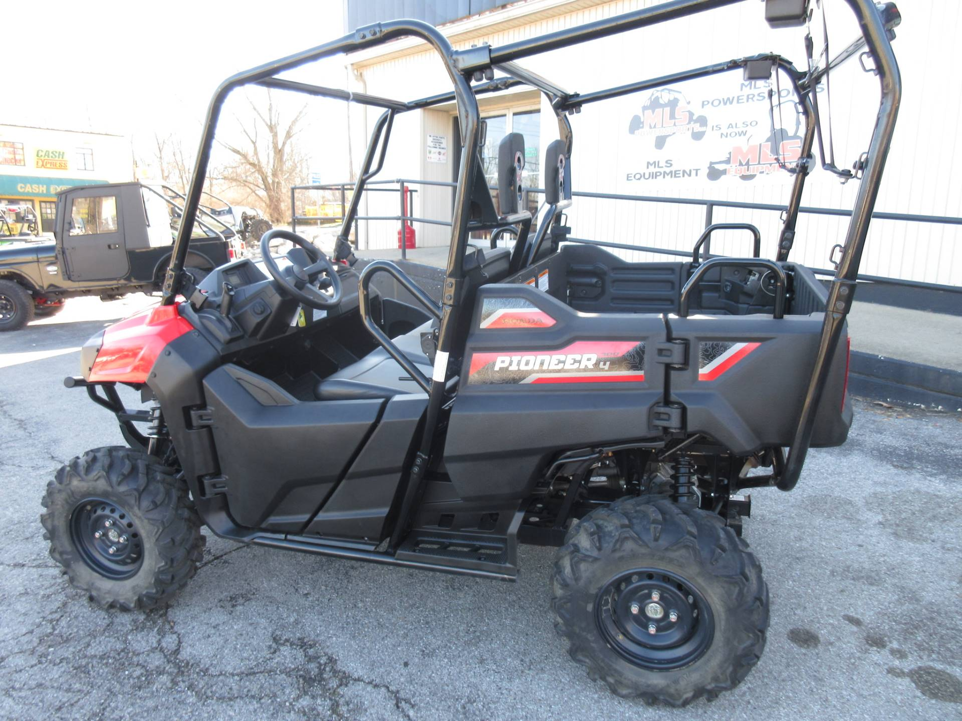 2019 Honda Pioneer 700-4 in Georgetown, Kentucky - Photo 2