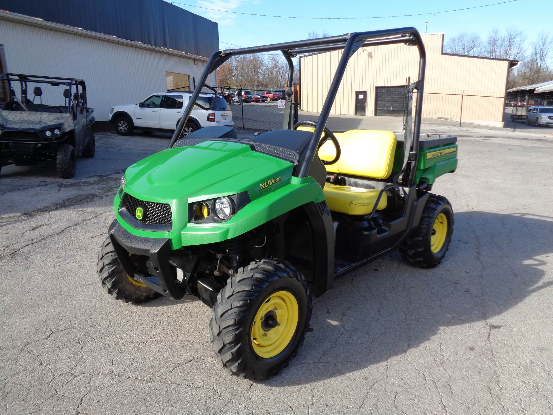 2013 john deere gator xuv 550 ebay. Black Bedroom Furniture Sets. Home Design Ideas
