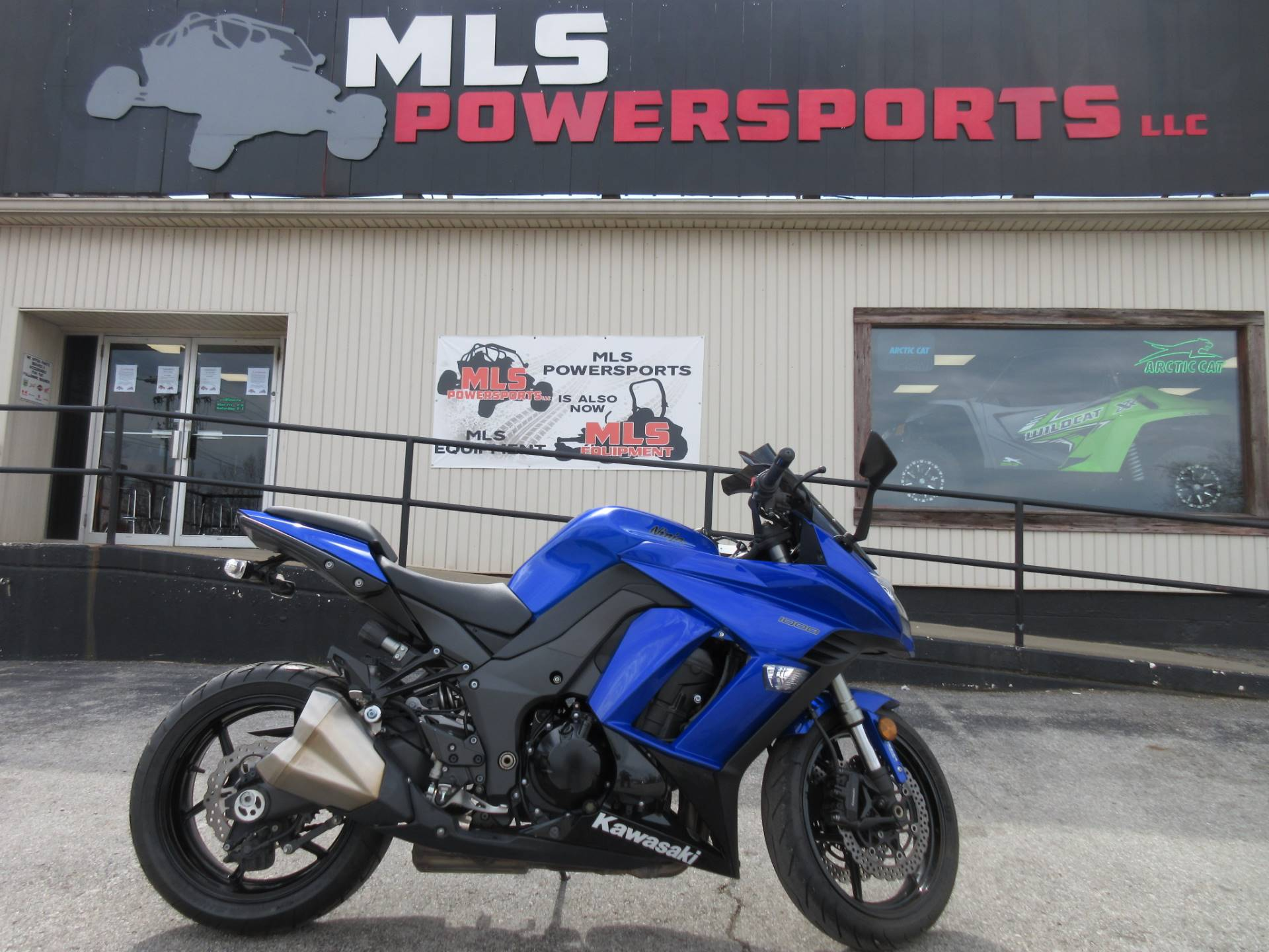2014 Kawasaki Ninja® 1000 ABS in Georgetown, Kentucky - Photo 1