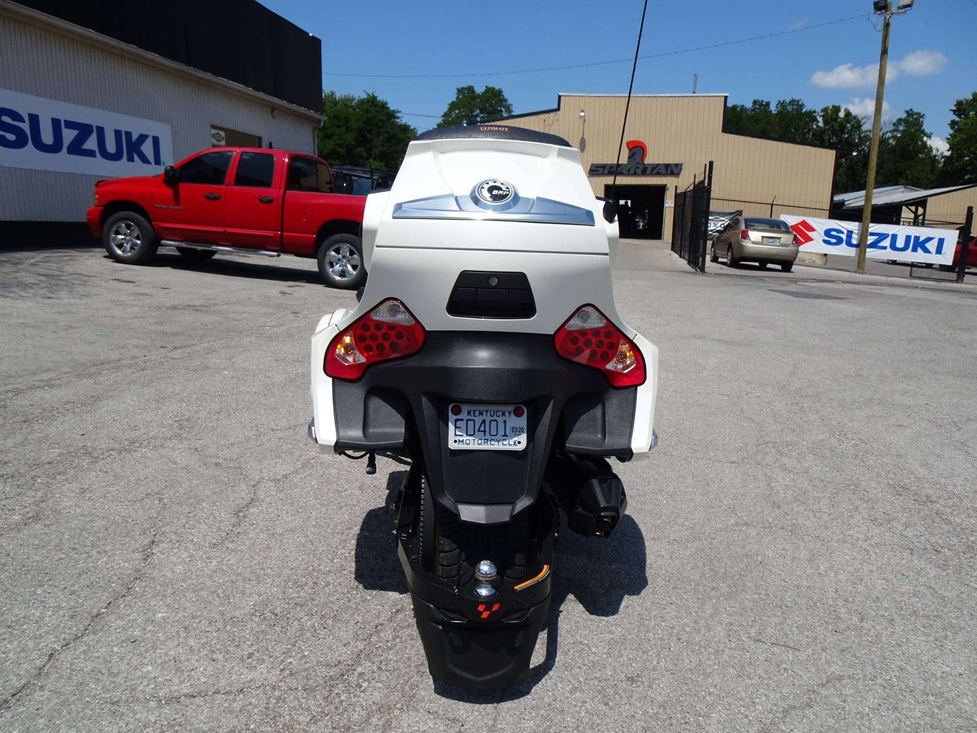 2014 Can-Am Spyder® RT-S SM6 in Georgetown, Kentucky - Photo 3