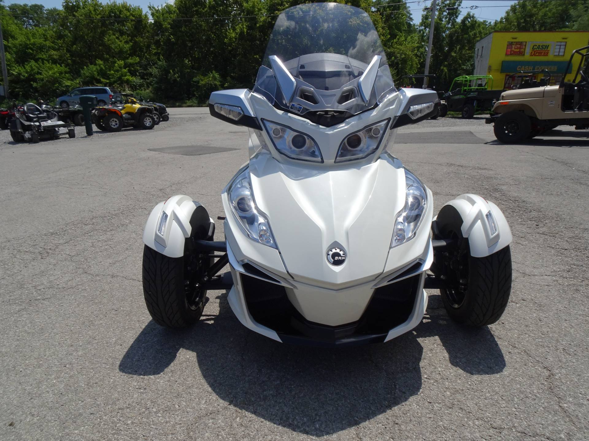 2014 Can-Am Spyder® RT-S SM6 in Georgetown, Kentucky - Photo 7