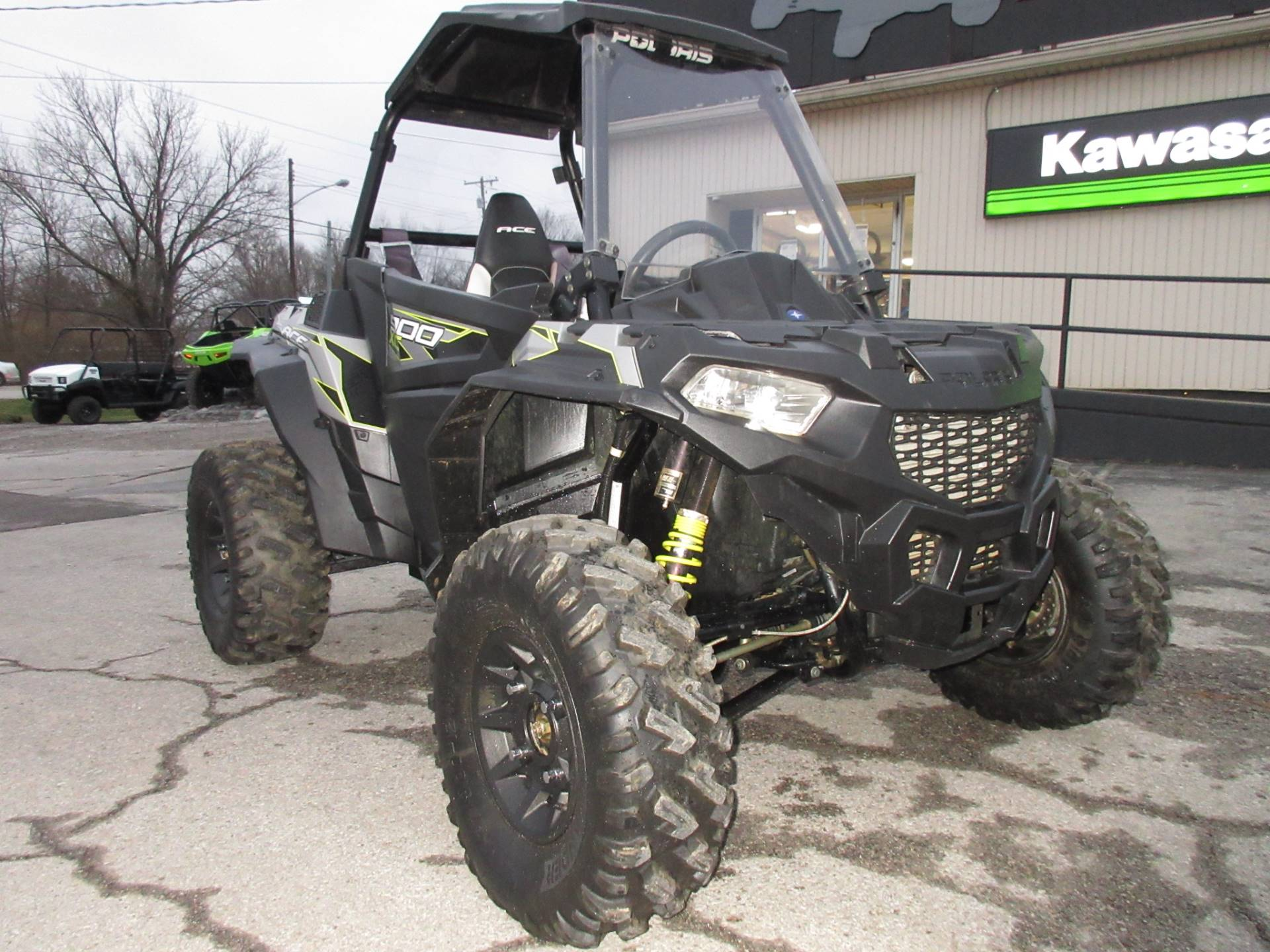 2017 Polaris Ace 900 XC in Georgetown, Kentucky - Photo 2