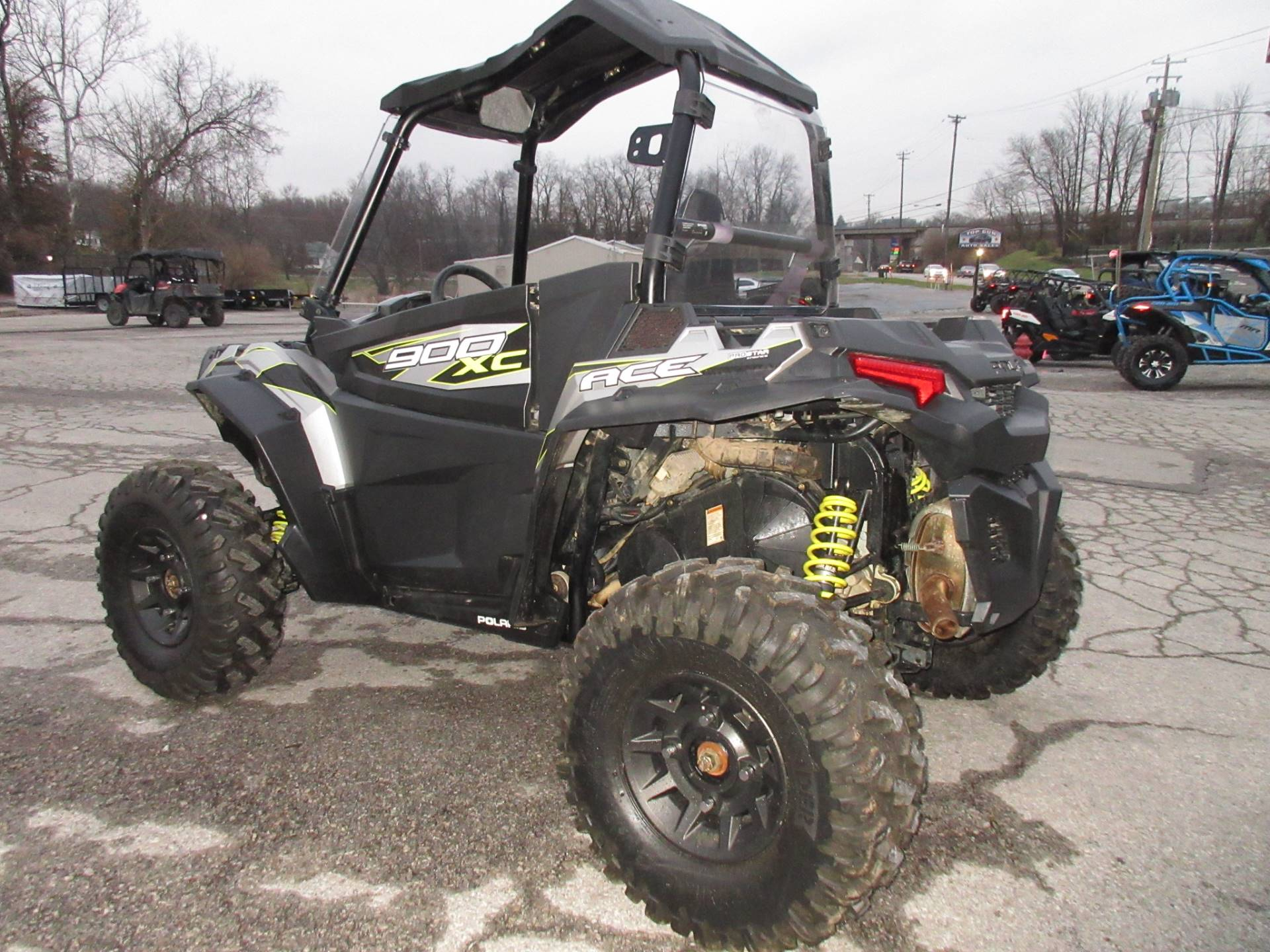 2017 Polaris Ace 900 XC in Georgetown, Kentucky - Photo 6