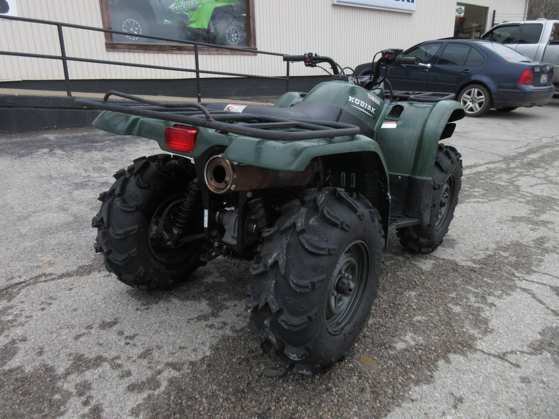 2006 Yamaha Kodiak™  450 Auto. 4x4 in Georgetown, Kentucky - Photo 2