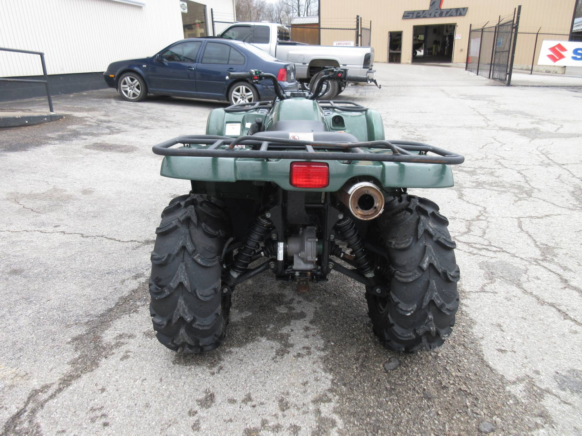 2006 Yamaha Kodiak™  450 Auto. 4x4 in Georgetown, Kentucky - Photo 3