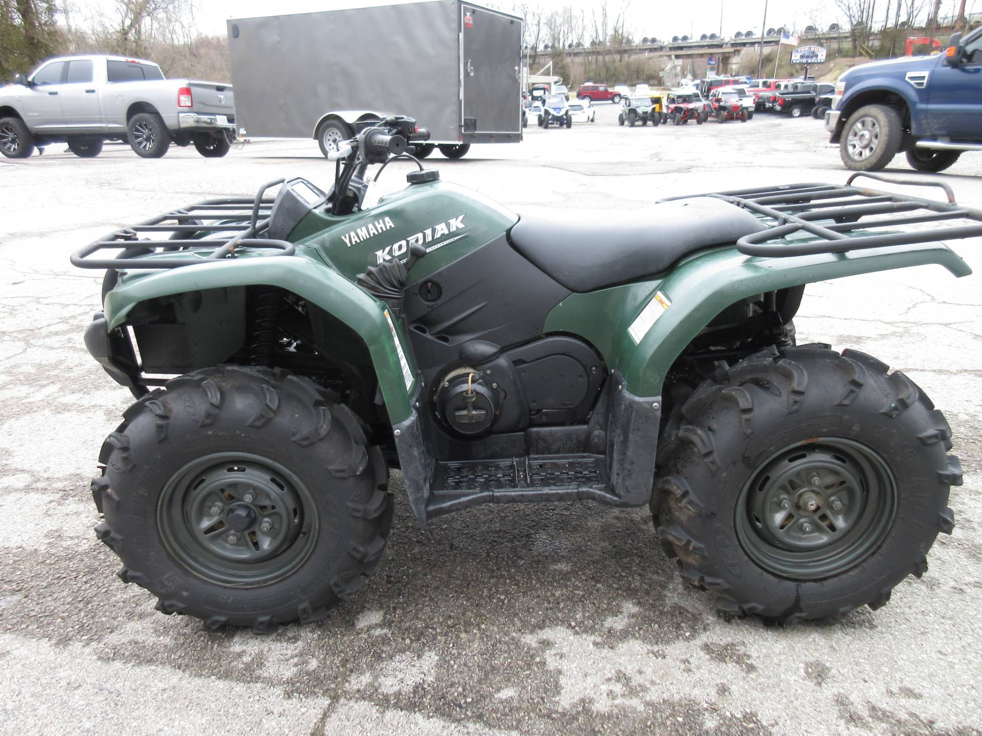 2006 Yamaha Kodiak™  450 Auto. 4x4 in Georgetown, Kentucky - Photo 5