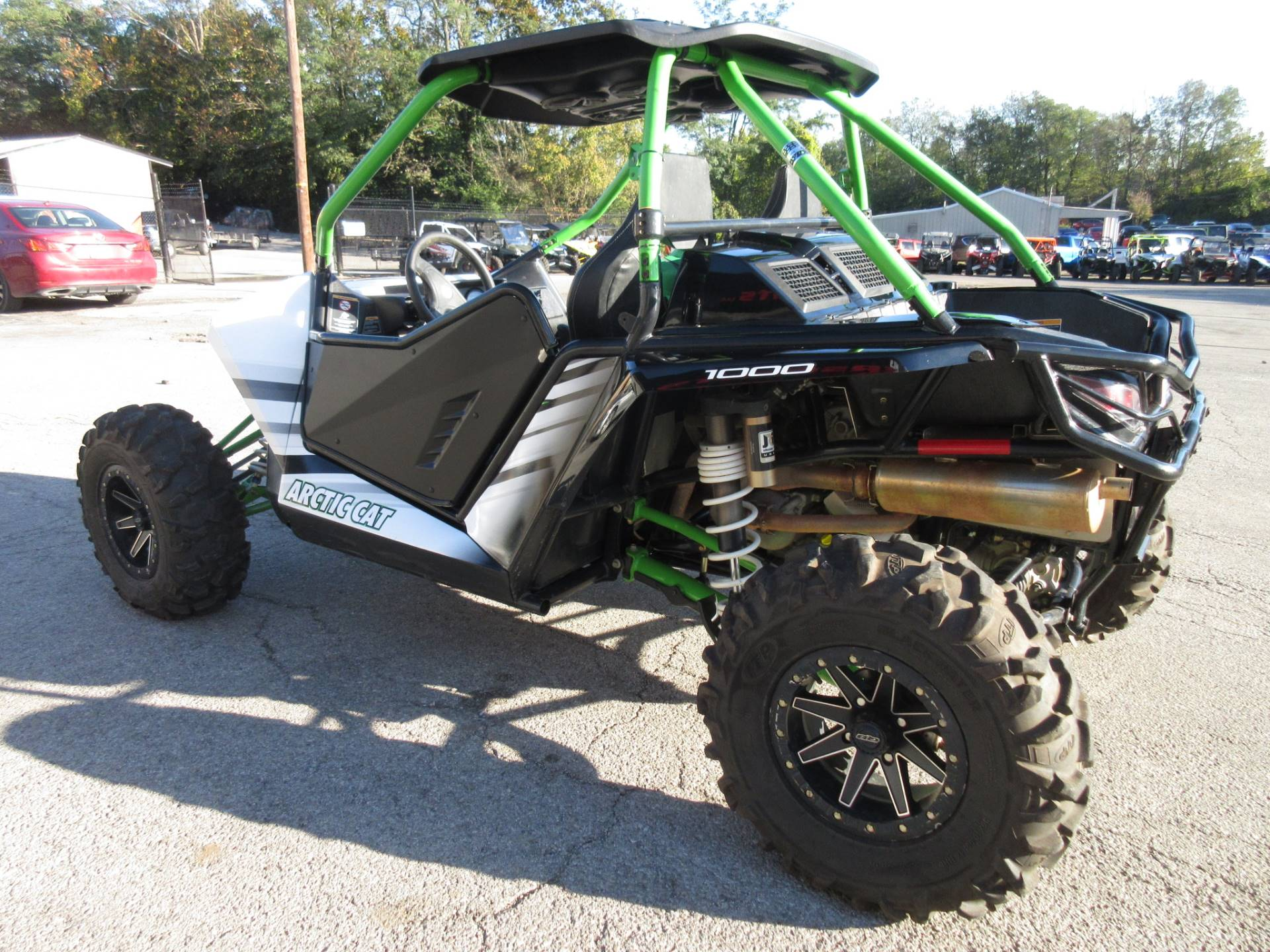 2016 Arctic Cat Wildcat X in Georgetown, Kentucky