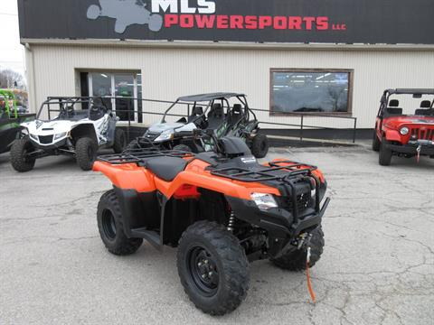 2018 Honda FourTrax Rancher 4x4 in Georgetown, Kentucky