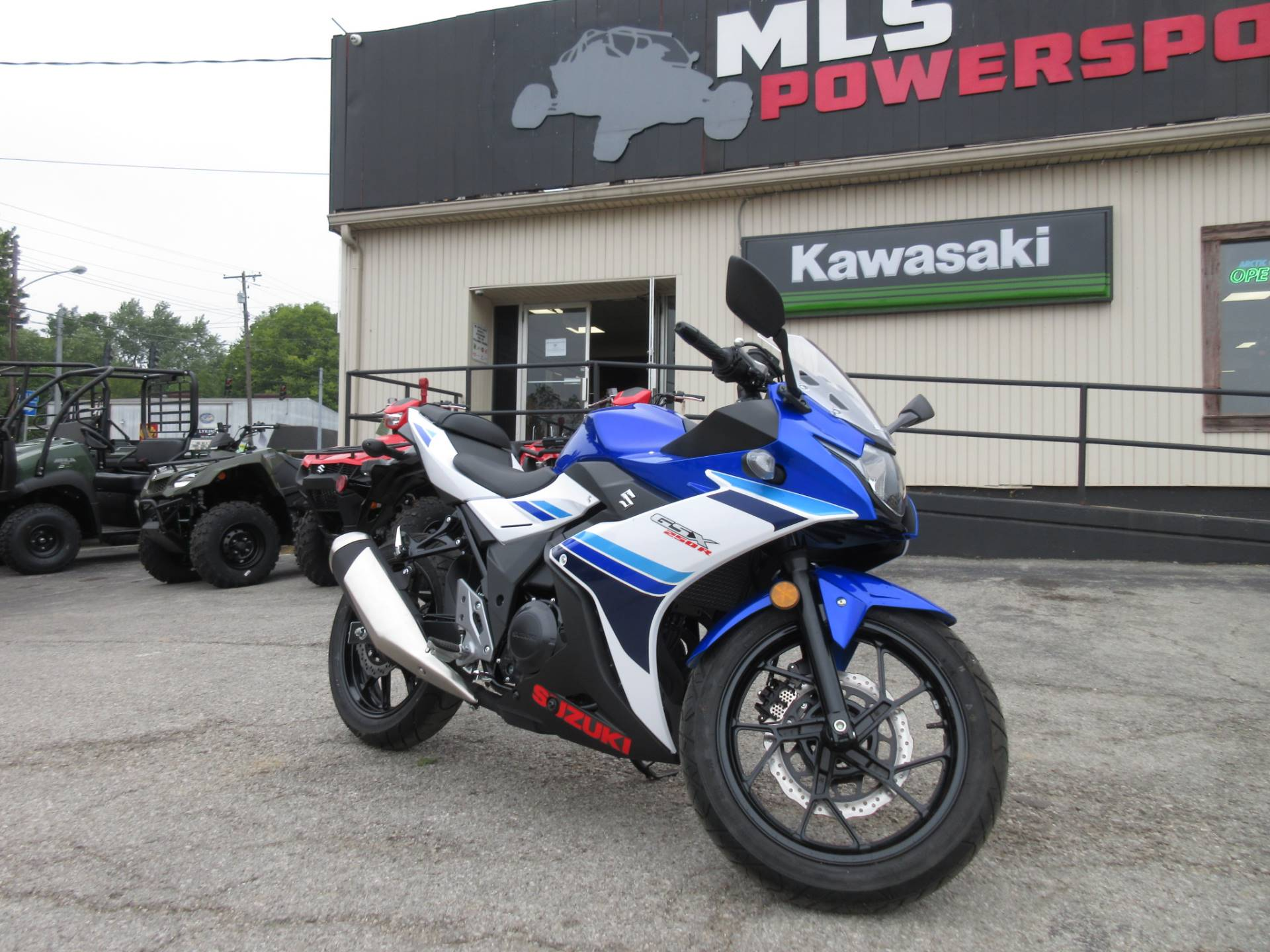 2019 Suzuki GSX250R in Georgetown, Kentucky - Photo 1