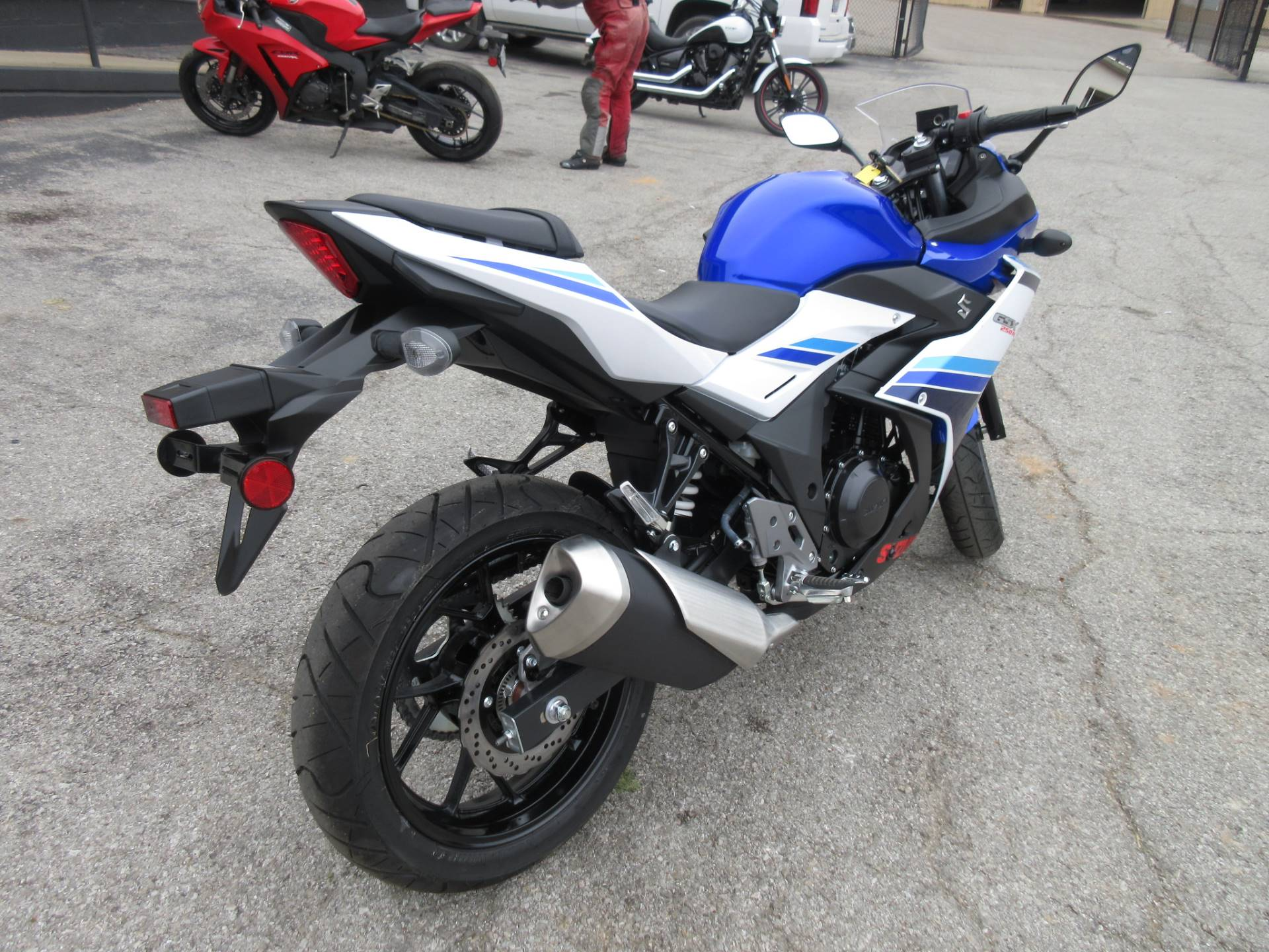 2019 Suzuki GSX250R in Georgetown, Kentucky - Photo 3