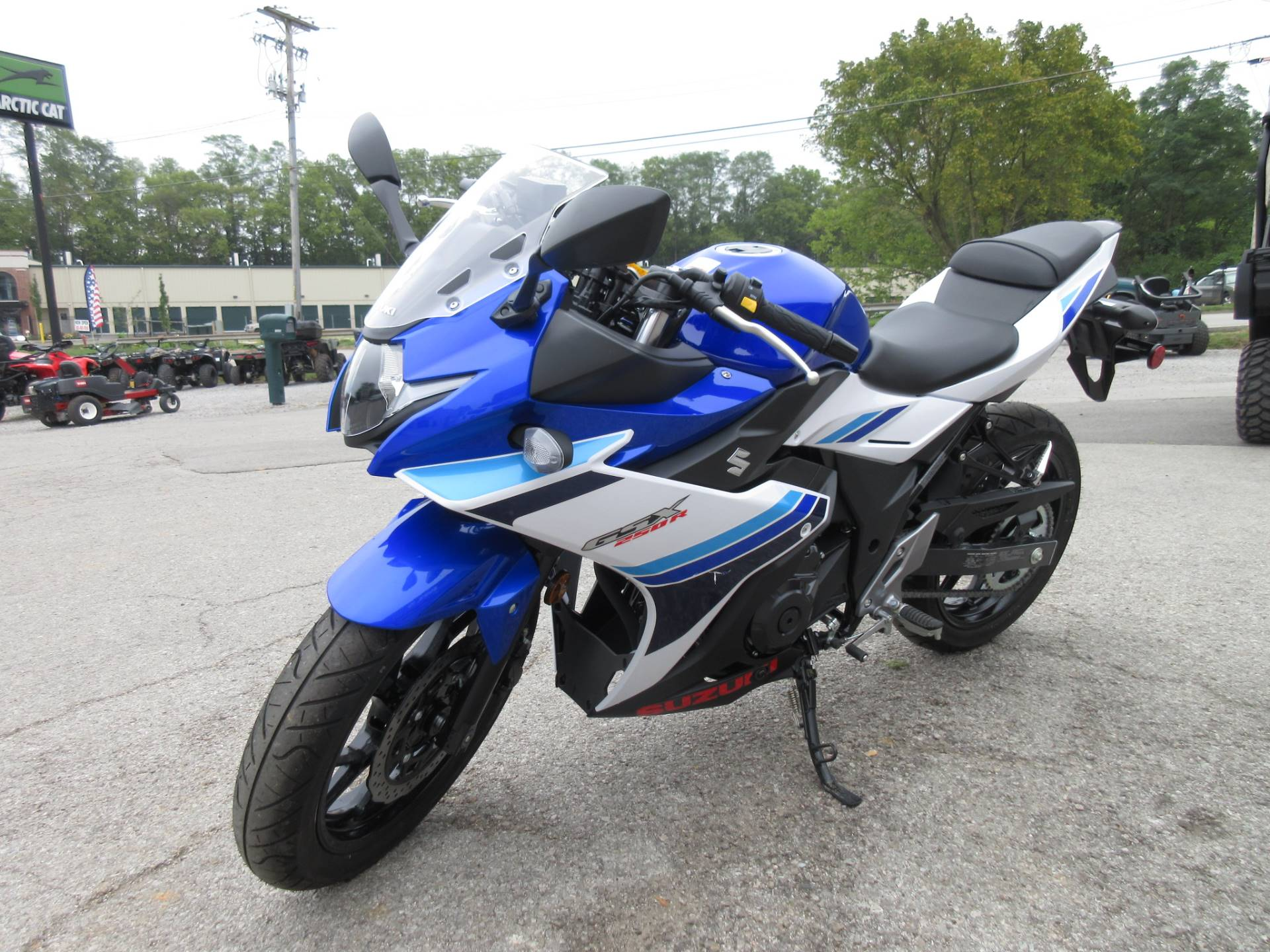 2019 Suzuki GSX250R in Georgetown, Kentucky - Photo 5