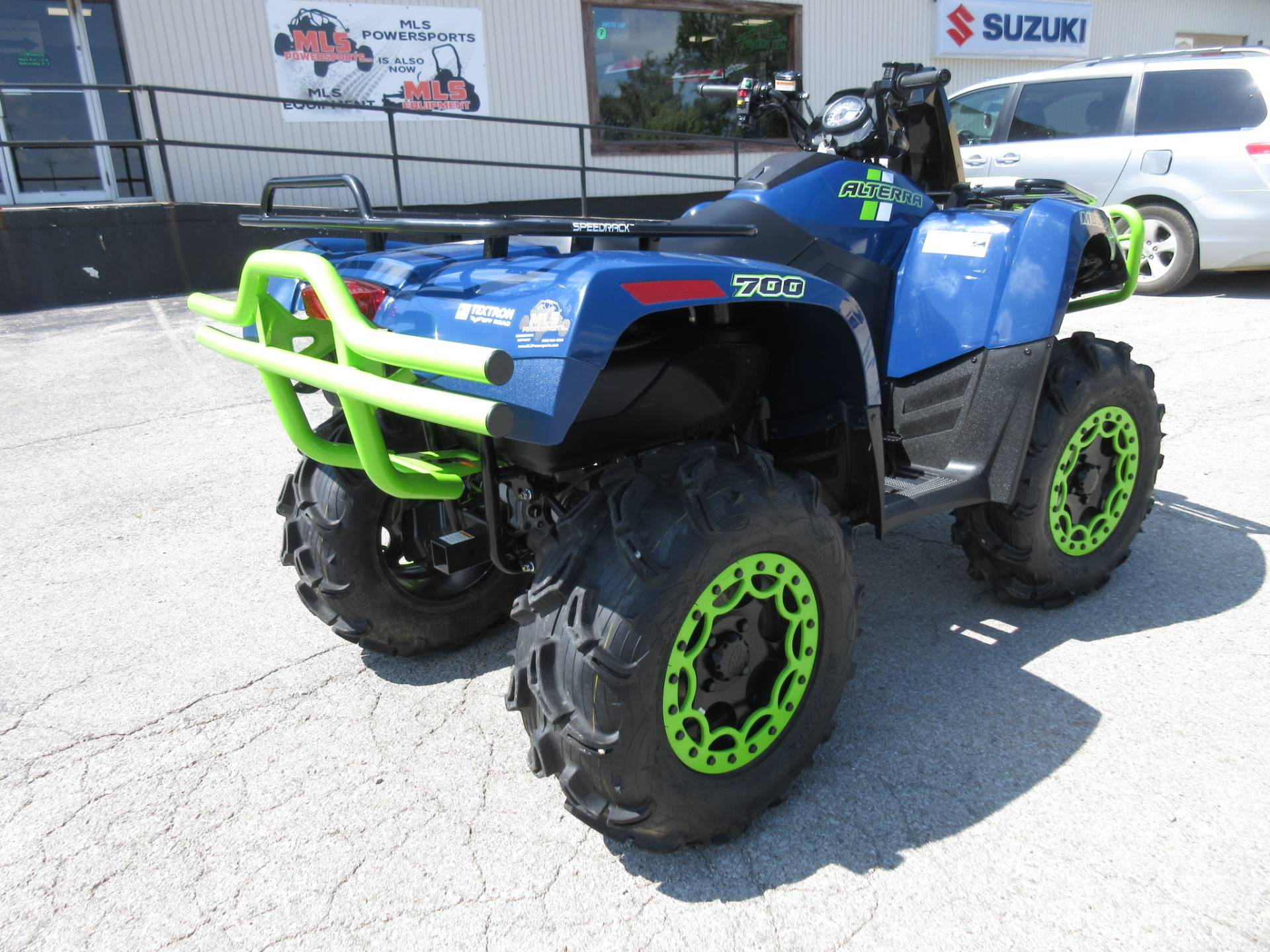 2019 Arctic Cat Alterra MudPro 700 LTD in Georgetown, Kentucky - Photo 2