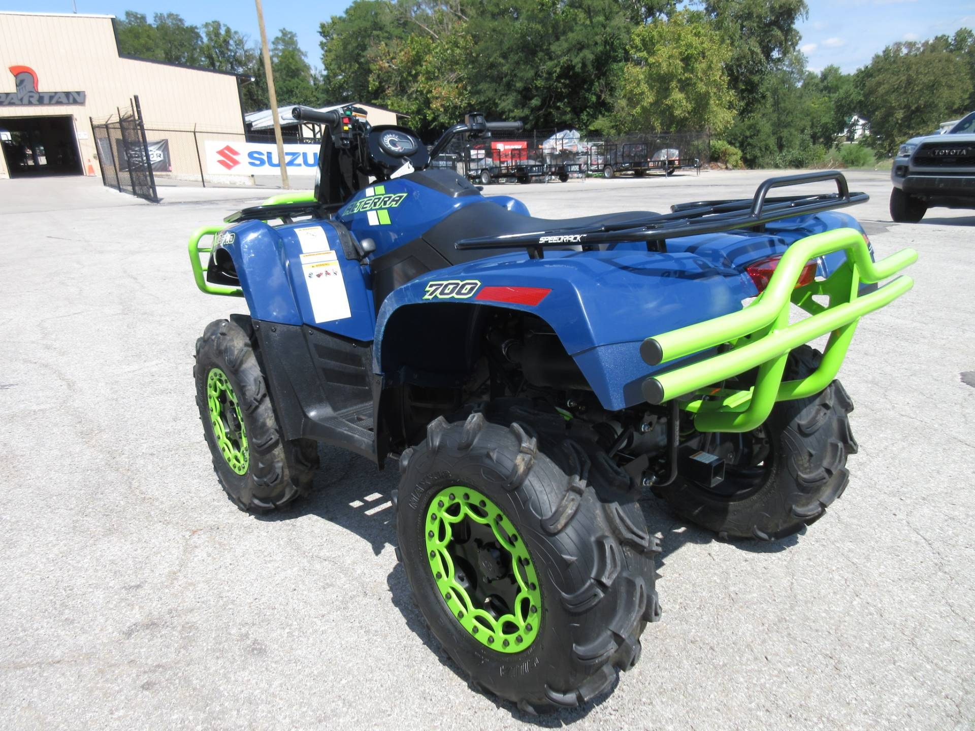 2019 Arctic Cat Alterra MudPro 700 LTD in Georgetown, Kentucky - Photo 4