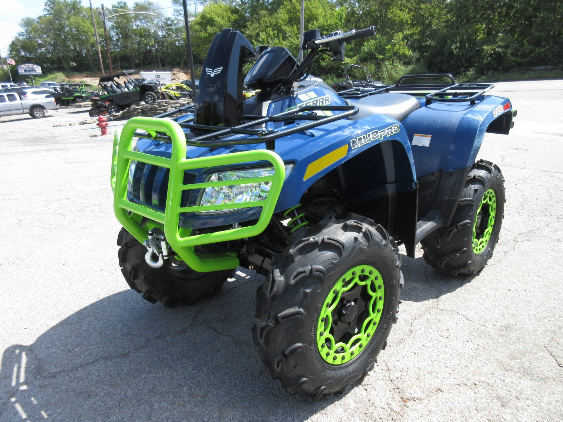 2019 Arctic Cat Alterra MudPro 700 LTD in Georgetown, Kentucky - Photo 6