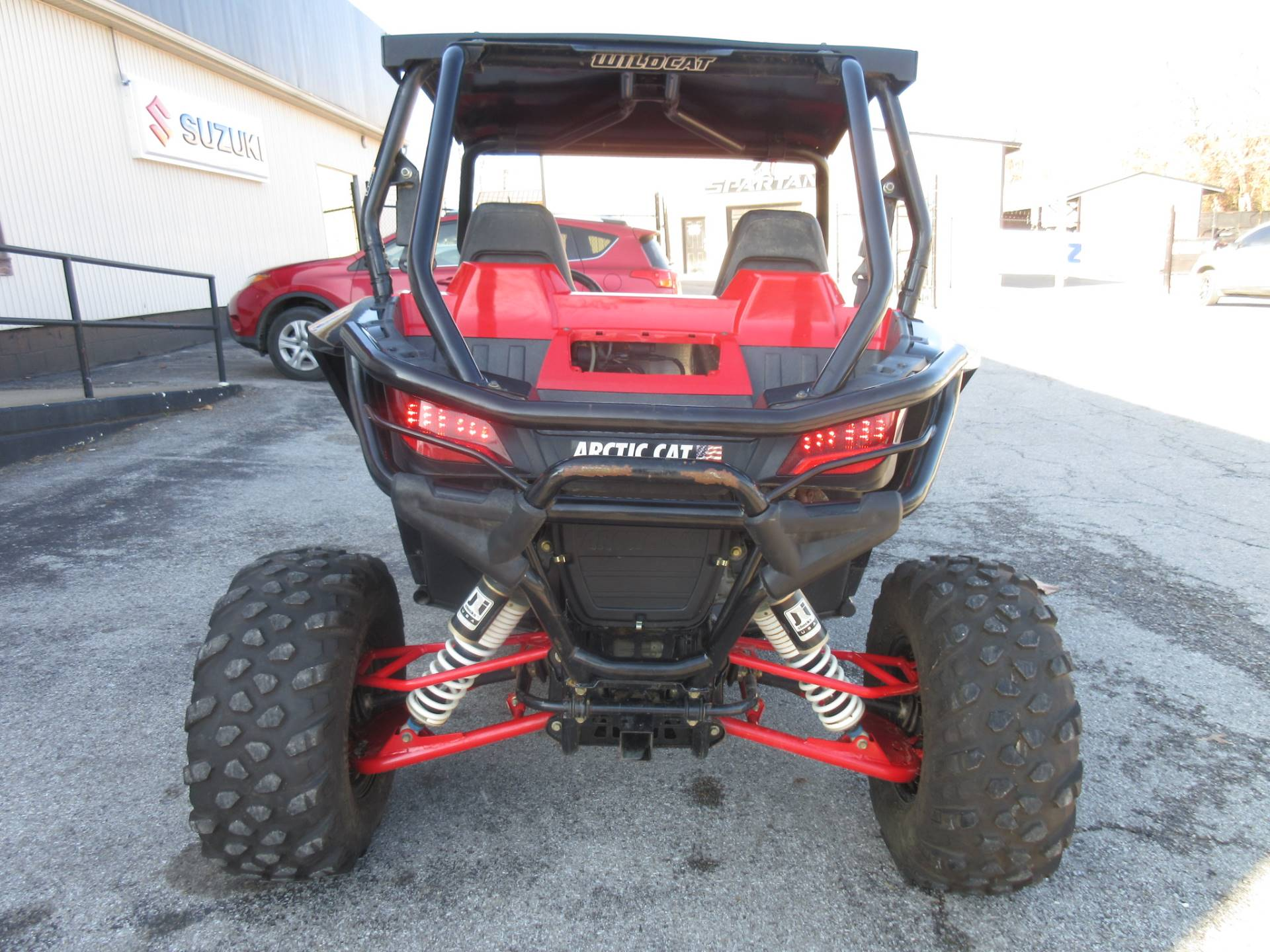 2015 Arctic Cat Wildcat™ Sport XT in Georgetown, Kentucky - Photo 2