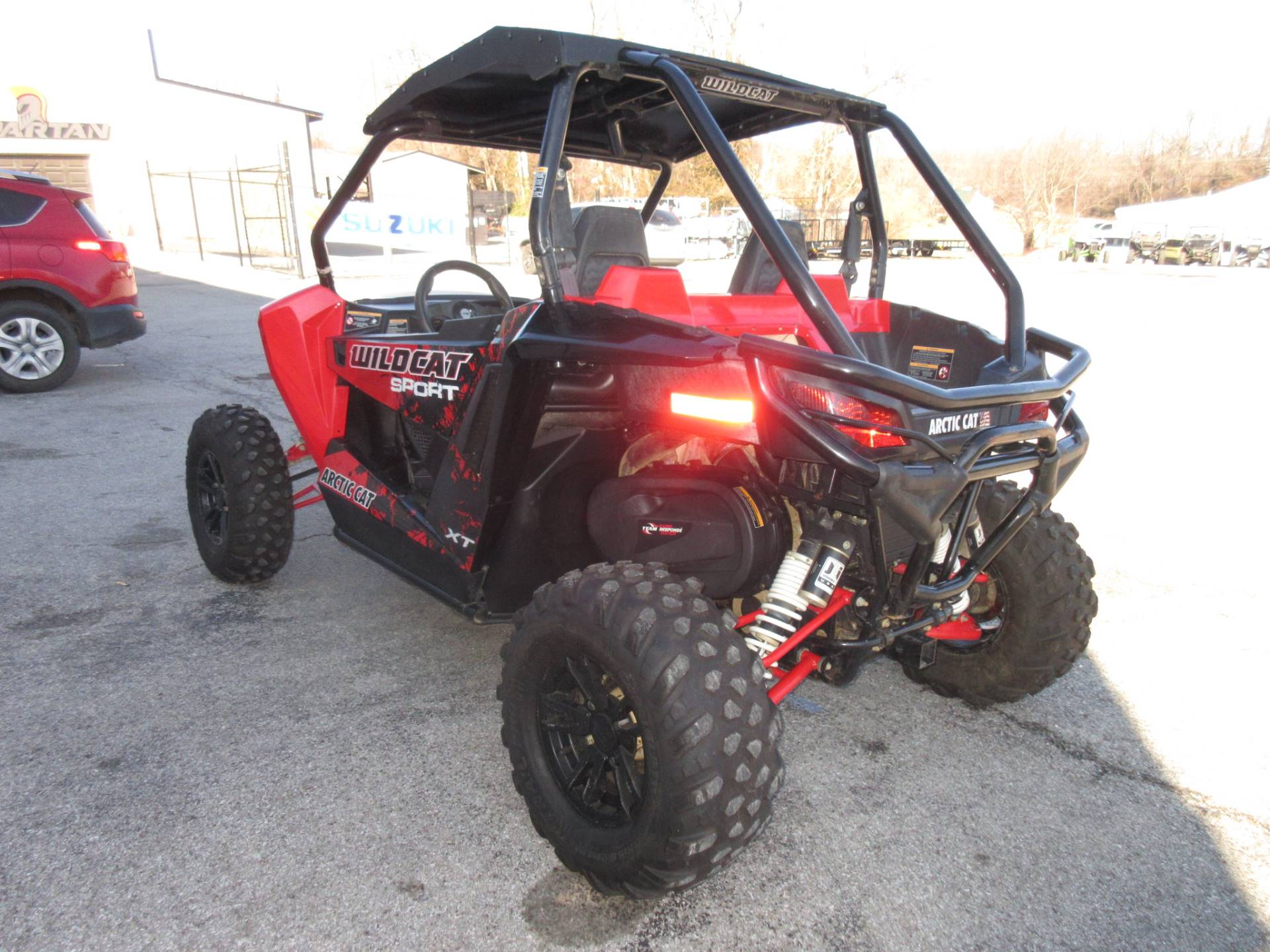 2015 Arctic Cat Wildcat™ Sport XT in Georgetown, Kentucky - Photo 3