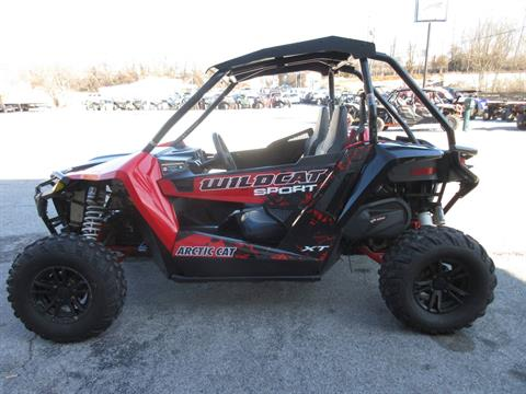 2015 Arctic Cat Wildcat™ Sport XT in Georgetown, Kentucky - Photo 4