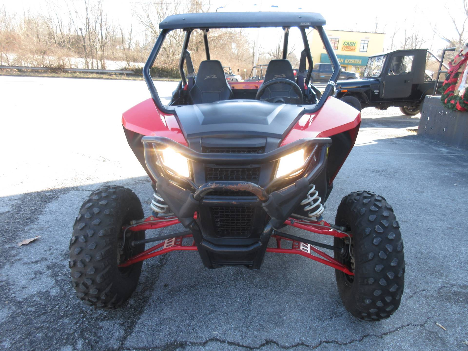 2015 Arctic Cat Wildcat™ Sport XT in Georgetown, Kentucky - Photo 5