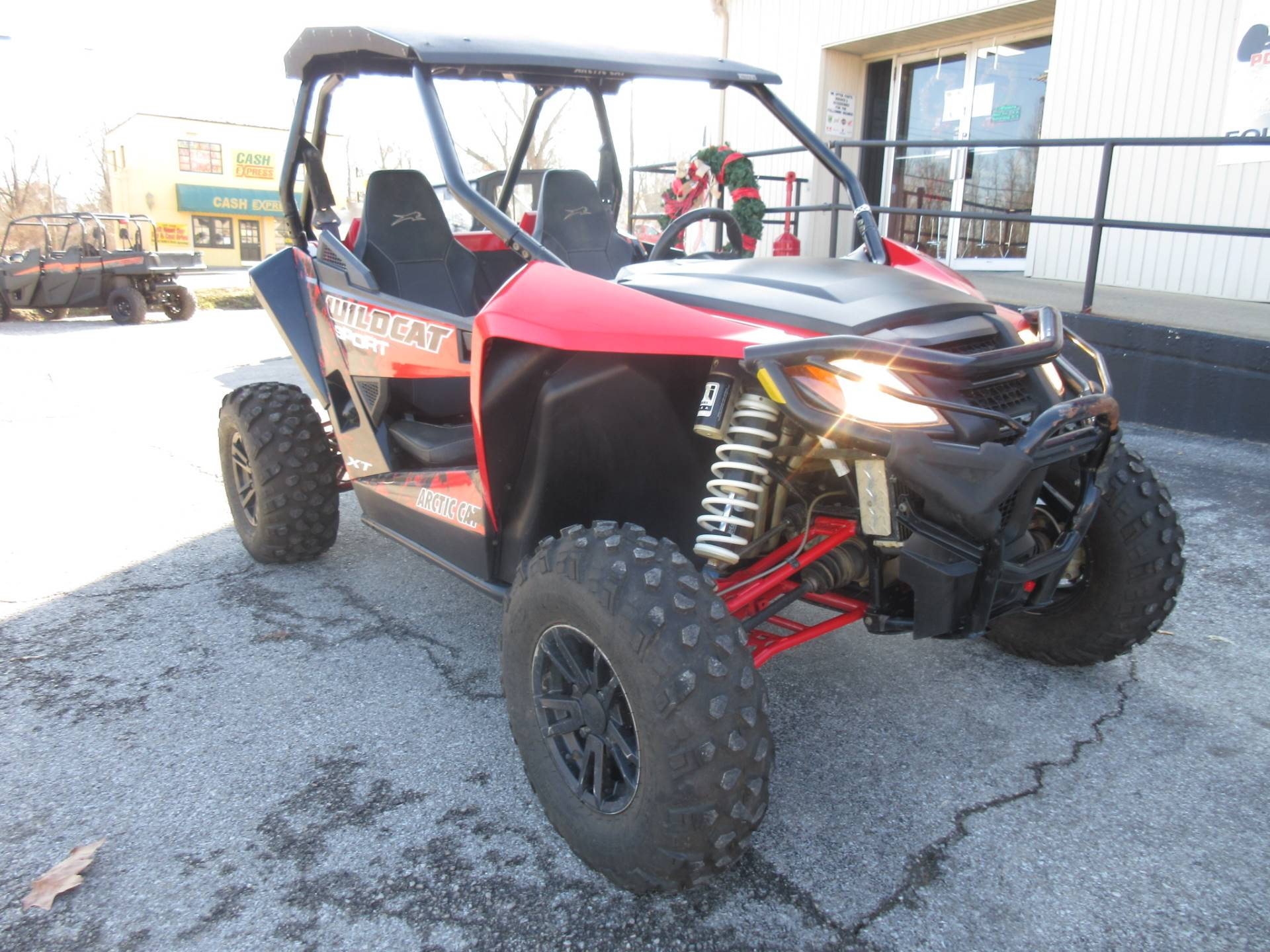 2015 Arctic Cat Wildcat™ Sport XT in Georgetown, Kentucky - Photo 6