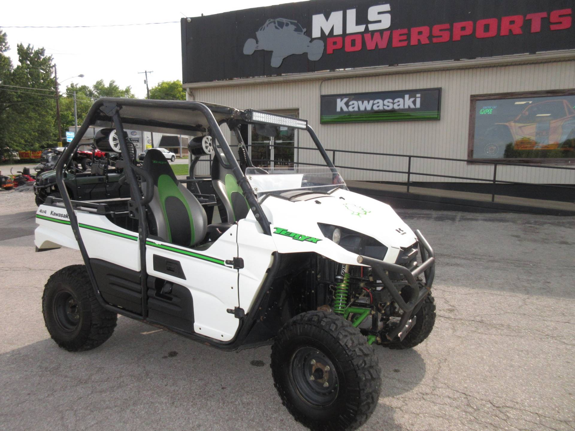 2016 Kawasaki Teryx in Georgetown, Kentucky - Photo 1