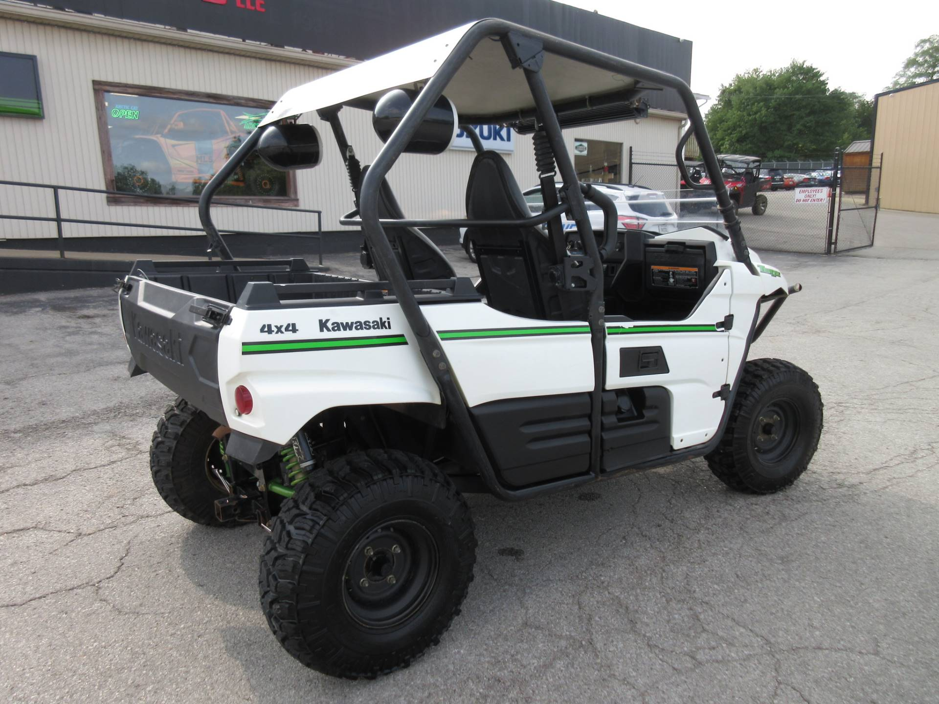 2016 Kawasaki Teryx in Georgetown, Kentucky - Photo 4