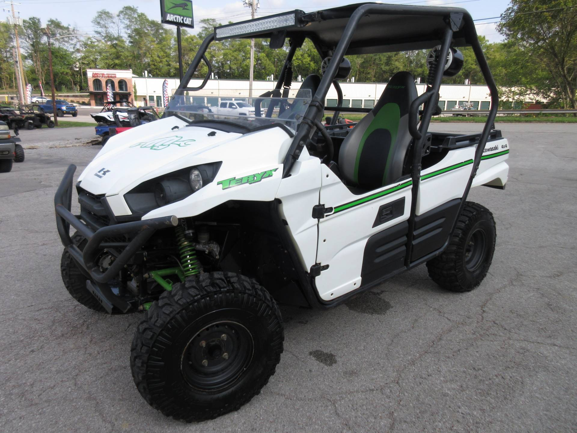 2016 Kawasaki Teryx in Georgetown, Kentucky - Photo 8