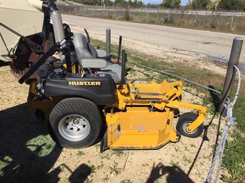 2014 Hustler Turf Equipment X1 60 in La Crescent, Minnesota