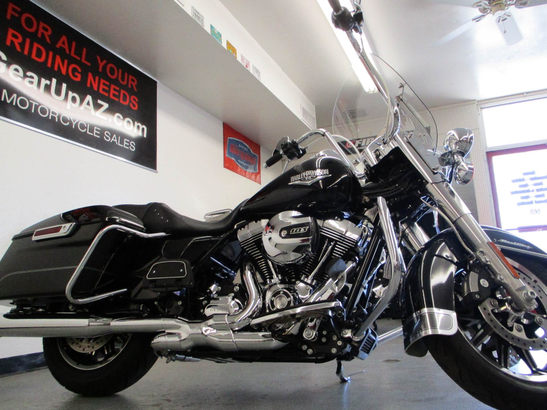 2016 Harley-Davidson Road King® in Lake Havasu City, Arizona