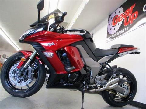 2011 Kawasaki Ninja® 1000 in Lake Havasu City, Arizona