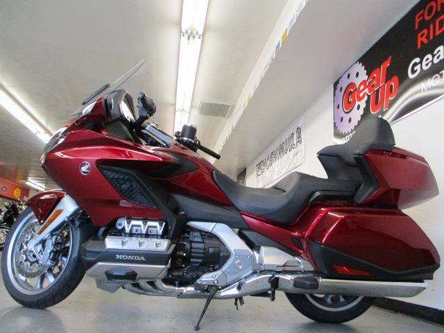 2018 Honda Gold Wing Tour Automatic DCT in Lake Havasu City, Arizona - Photo 1