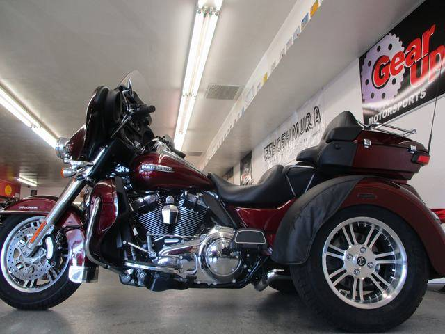 2015 Harley-Davidson Tri Glide® Ultra in Lake Havasu City, Arizona - Photo 1