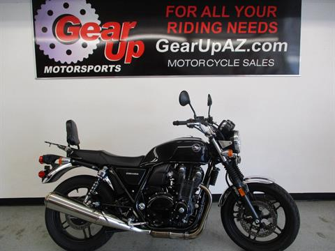 2014 Honda CB1100 in Lake Havasu City, Arizona - Photo 16