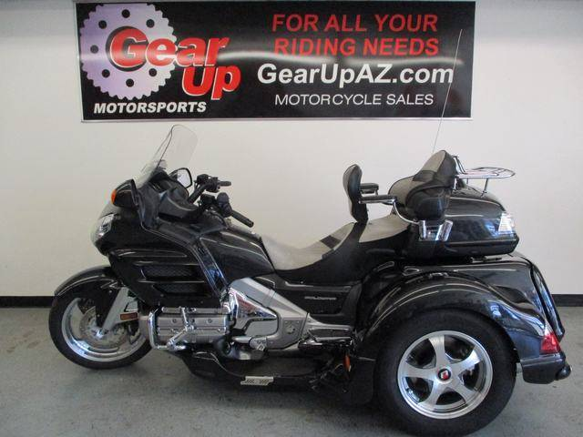 2010 Honda Gold Wing® Audio Comfort in Lake Havasu City, Arizona - Photo 2