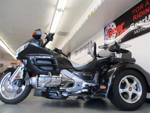 2010 Honda Gold Wing® Audio Comfort in Lake Havasu City, Arizona - Photo 1