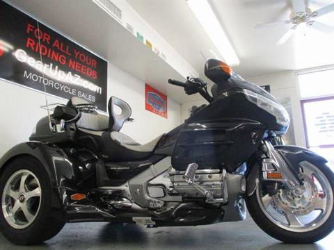 2010 Honda Gold Wing® Audio Comfort in Lake Havasu City, Arizona - Photo 14
