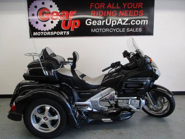 2010 Honda Gold Wing® Audio Comfort in Lake Havasu City, Arizona - Photo 15