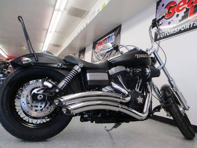 2012 Harley-Davidson Dyna® Street Bob® in Lake Havasu City, Arizona - Photo 10