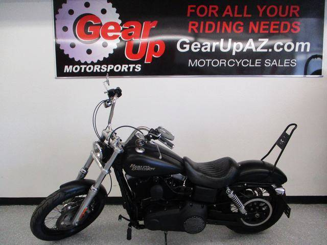 2012 Harley-Davidson Dyna® Street Bob® in Lake Havasu City, Arizona - Photo 2