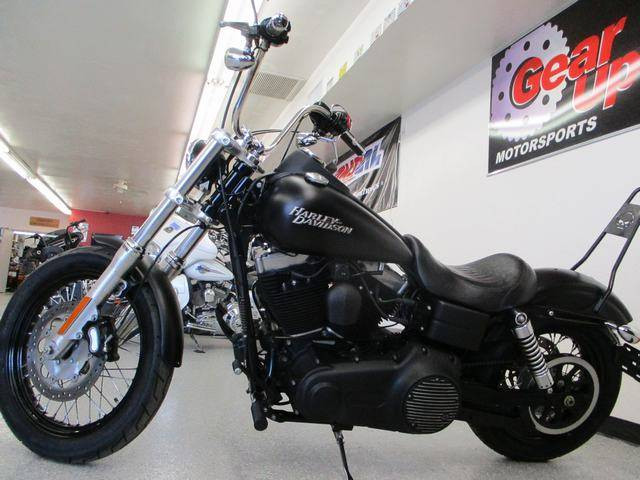 2012 Harley-Davidson Dyna® Street Bob® in Lake Havasu City, Arizona - Photo 1